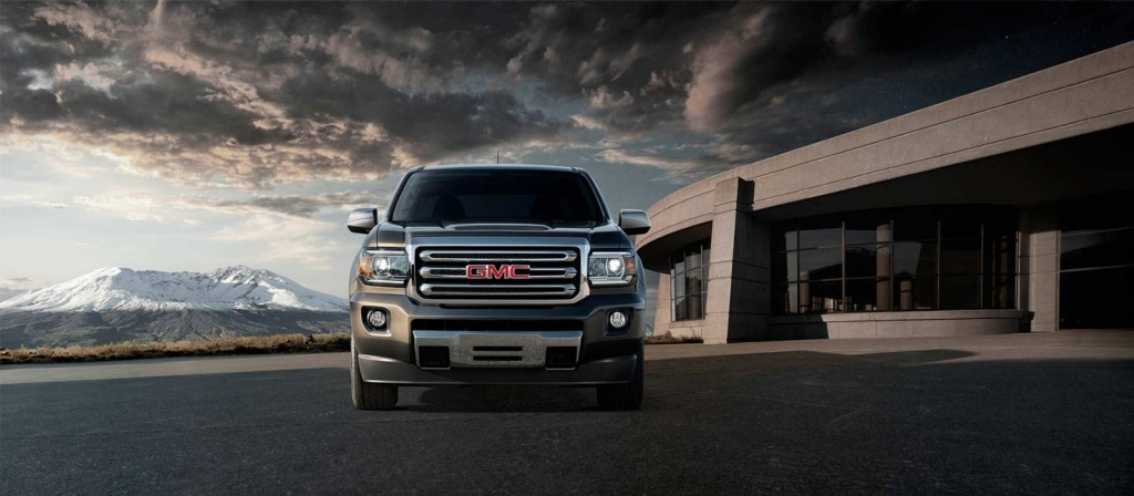 new 2015 GMC Canyon exterior Raleigh Wendell