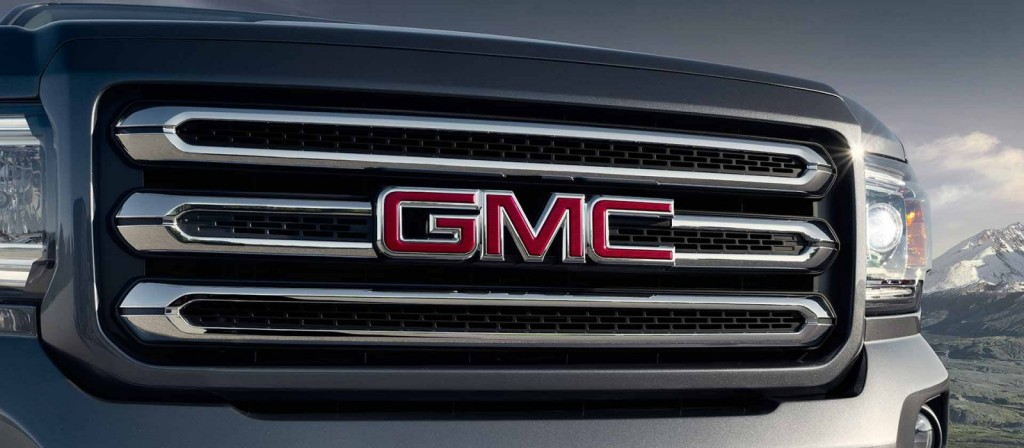 new 2015 GMC Canyon grille Raleigh Wendell