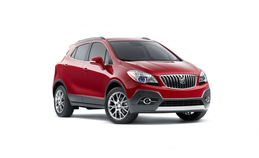 2016 Buick Encore Sport Touring trim level Raleigh
