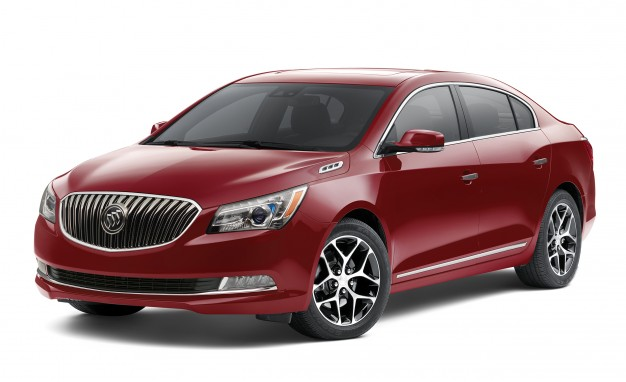 2016 Buick LaCrosse Sport Touring trim level Raleigh