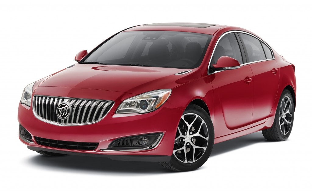 2016 Buick Regal Sport Touring trim level Raleigh